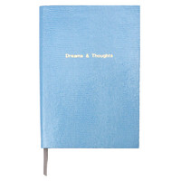 """Dreams & Thoughts"" Journal, Baby Blue, Journals"