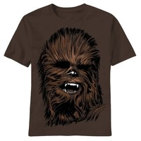 Star Wars Chewbacca T-Shirt at Old School Tees