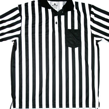 Vintage Foot Locker Uniform Referee Shirt Mens Size Medium