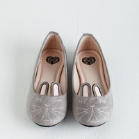 Quirky Furry Up, We're Dreaming Flat in Stone