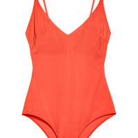 V-neck Swimsuit - from H&M