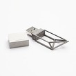 Logical Art Womens Structure 8gb USB Drive