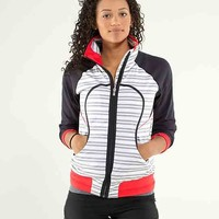 run: track attack jacket | women's jackets & hoodies | lululemon athletica