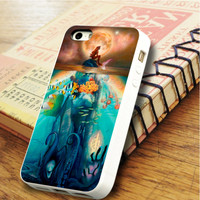 Ocean Painting Art Art The Little Mermaid Ariel   For iPhone 6 Cases   Free Shipping   AH0896