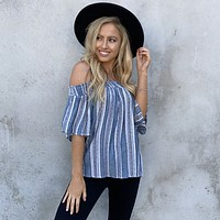Tulum Smocked Off Shoulder Top