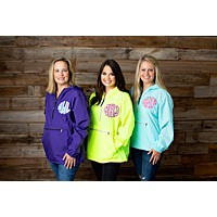 Lilly Pulitzer Monogrammed Pack N Go Pullover - 2020