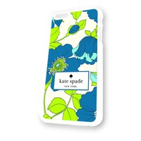 Kate Spade Pattern I Love Kate Spade White Plastic For iPhone 6 Case