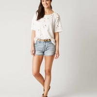 Gilded Intent High Rise Stretch Short - Women's Shorts in Turnpike | Buckle