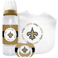 New Orleans Saints NFL Baby Gift Set