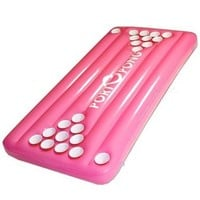 PortOPong Inflatable Pool Game - Pink