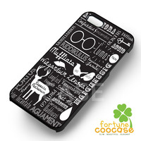 harry potter things collage-N41yh for iPhone 4/4S/5/5S/5C/6/ 6+,samsung S3/S4/S5,S6 Regular,S6 edge,samsung note 3/4