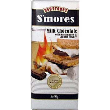 Redstone Smores Milk Chocolate Bar