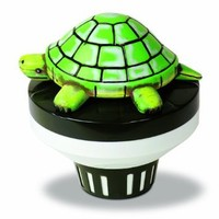 Hydro Tools 8711 Floating Turtle Pool and Spa Chlorine Dispenser (Discontinued by Manufacturer)