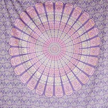 Plum & Bow Nisha Medallion Tapestry