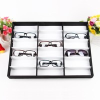 Sunglasses Storage Display Box Organizer 18 Pair