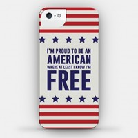 I'm Proud To Be An American