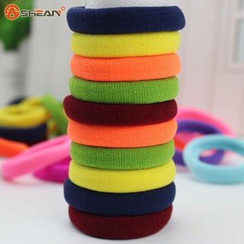 Rubber Bands Hair Elastics Accessories