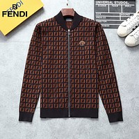 FENDI ROMA Jacket Outwear Unisex