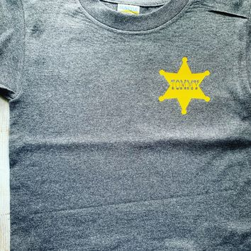 Toy Story Woody Shirt