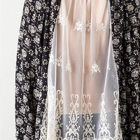 Songs of Romance Lace Blouse