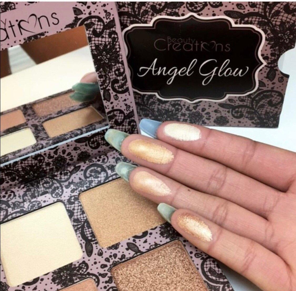 Image of Scandalous Glow Highlight Palette Beauty Creations