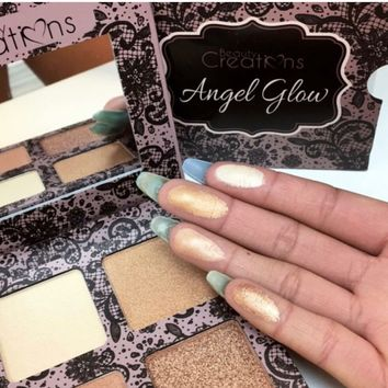Scandalous Glow Highlight Palette Beauty Creations
