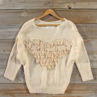 Light Hearted Cozy Sweater