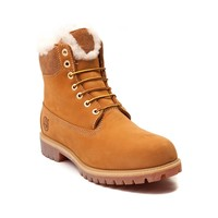 "Mens Timberland Fur Lined 6"" Boot"