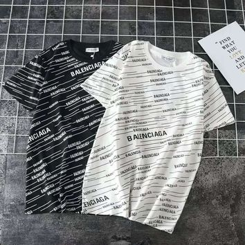 Balenciaga Cotton T-Shirt 230