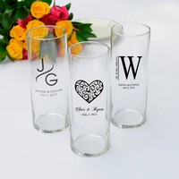 Reception Vase - Set of 6 - Design Set 1