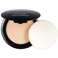 NYX Stay Matte But Not Flat Powder Foundation - Natural - #SMP03