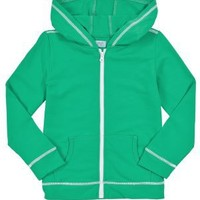 Clothing at Tesco | FF Zip through hooded sweater > sweatshirts > Younger boys (1-7years) >