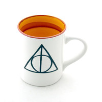 Harry Potter (R)  Deathly Hallows (R)  Inspired Mug
