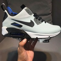 Nike Air Max 90 Leisure Running Shoes Sneakers H-CSXY
