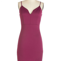 Long Spaghetti Straps Bodycon Look at You Wow Dress