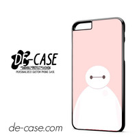 Cute Baymax In Pink DEAL-2896 Apple Phonecase Cover For Iphone 6 / 6S Plus