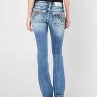 Miss Me Signature Boot Stretch Jean - Women's Jeans in M532   Buckle