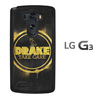 Drake Take Care Canada F0427 LG G3 Case
