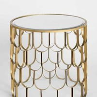 Plum & Bow Libby Side Table- Gold One