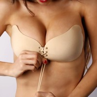 Lifty® - Miraculous Stay-Up Strapless Extreme Lift Bra by Focallure™
