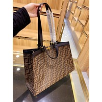 FENDI FF Handles Totes Shoulder bag