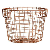 H&M Small Wire Basket $5.99