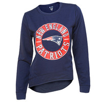 New England Patriots Home Field Long Sleeve Crew Neck