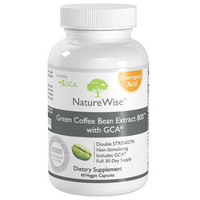 Green Coffee Bean Extract 800 with GCA - 100% Pure All Natural Weight Loss Supplement for All Body Types. Full 30-Day Supply. Double Strength 800mg. 60 Caps. Zero Fillers, Zero Binders, Zero Artificial Ingredients | deviazon.com