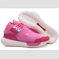 """""""Y-3"""" Trending Fashion Casual Sports Shoes Pink"""