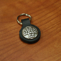 Celtic Knot key chain