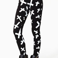 Controversy Skinny Jeans
