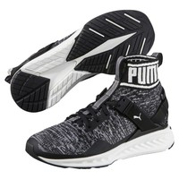 IGNITE evoKNIT Women's Training Shoes | Black-QUIET SHADE-White | PUMA Footwear | PUMA United States