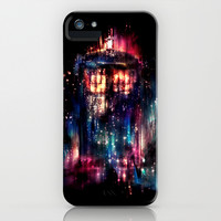 All of Time and Space iPhone & iPod Case by Alice X. Zhang