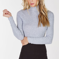 Carry On Turtle Neck Top